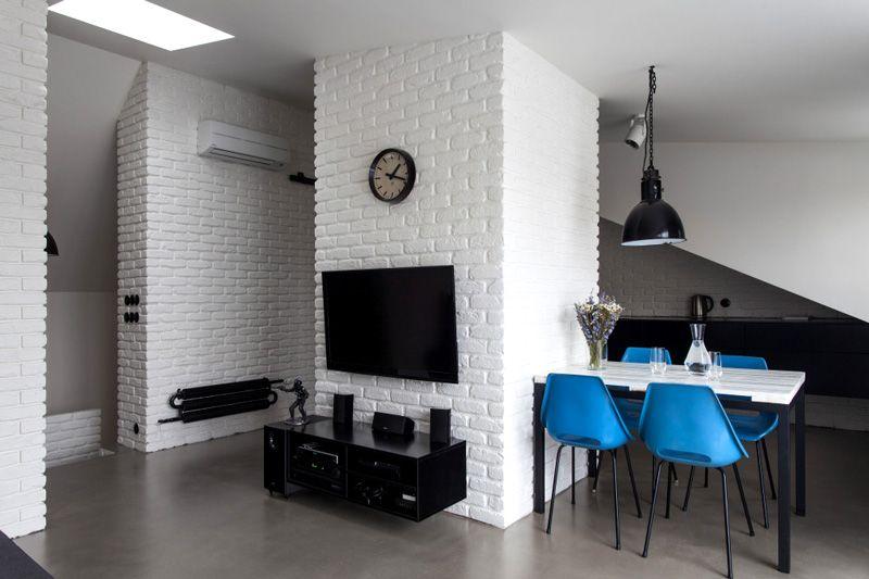 Белой плиткой можно облицевать большую часть поверхностей