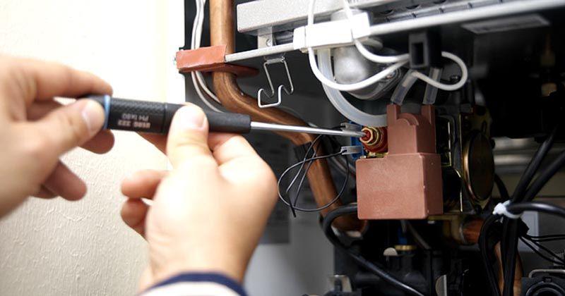 Для установки прибора применяется специальное оборудование