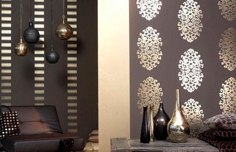Металлические полотна для декора помещения