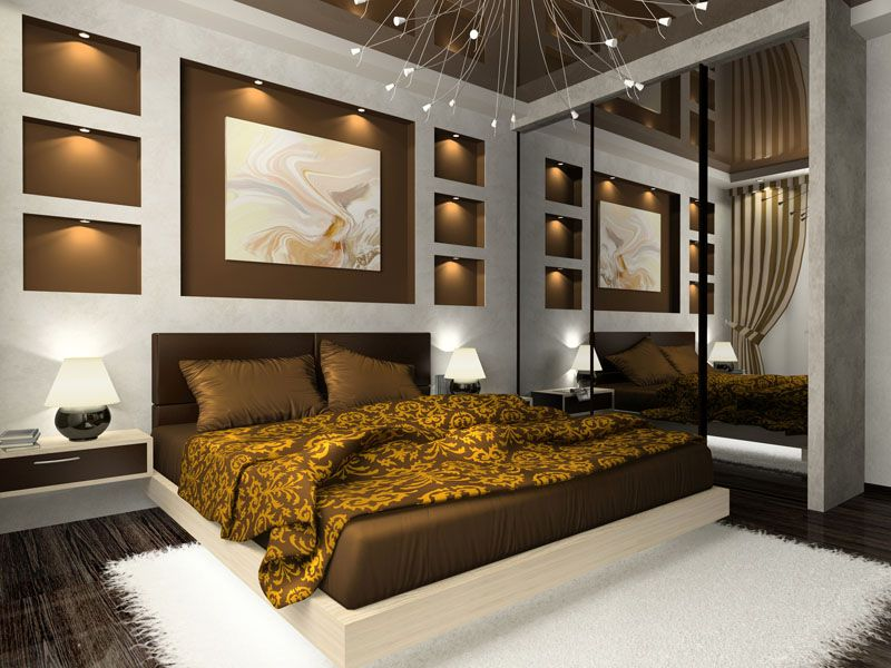 Дизайн спальни: фото