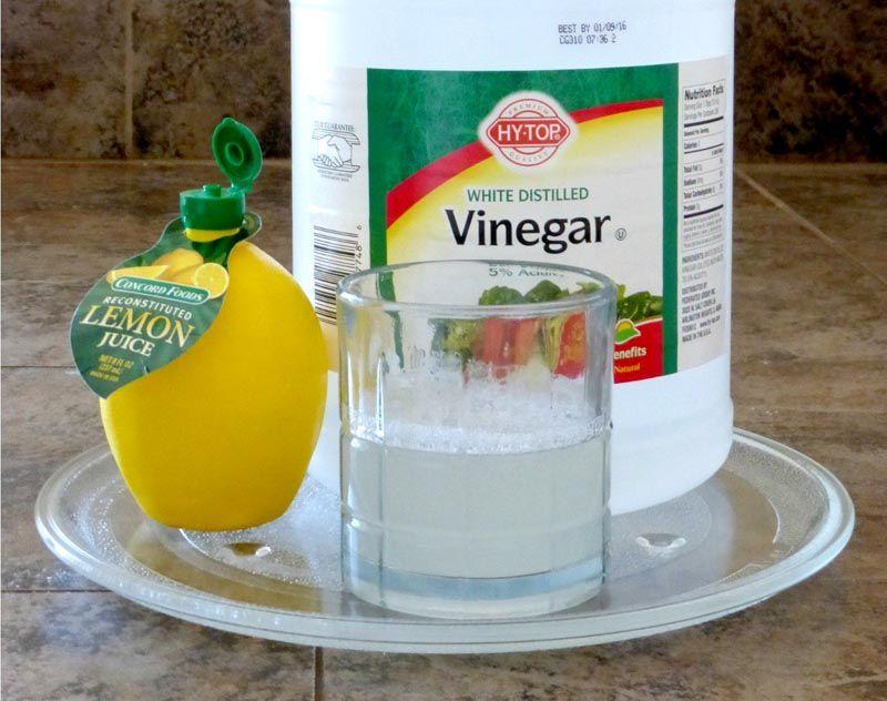 Лимонная кислота достаточно эффективна