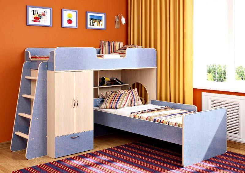 «Легенда 3» – функциональность в мелочах: дополнительное спальное для второго ребенка