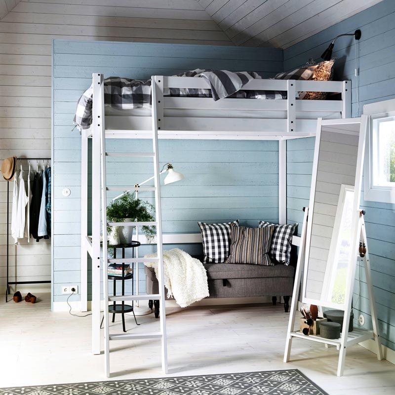 Кровать «Стуро» в интерьере