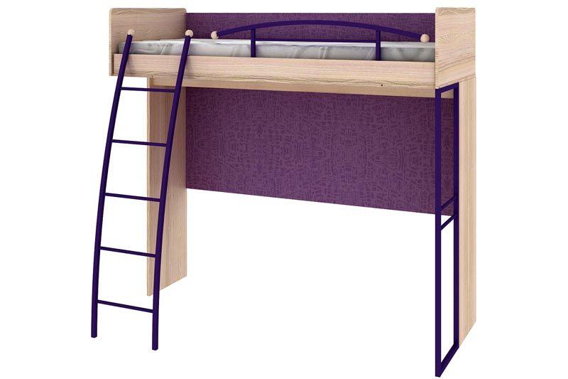 Внешний вид кровати-чердака