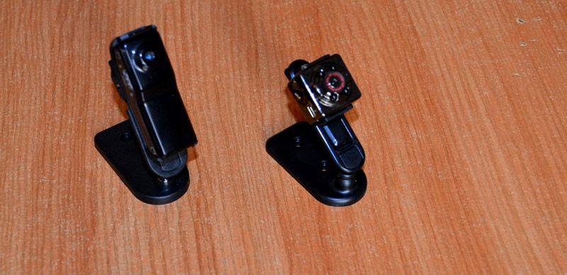 Мини камеры видеонаблюдения с записью на карту памяти