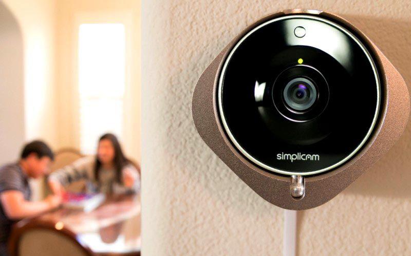 Стильная домашняя камера