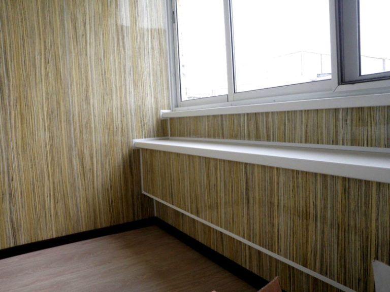 Ламинат на стене в интерьере: фото примеров монтажа, советы.