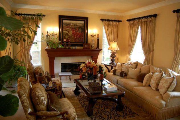 Мебель в гостиную в классическом стиле – ключевые особенности для неповторимого интерьера