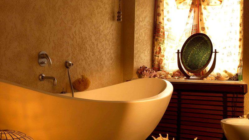 При правильной обработке можно использовать оригинальные покрытия и в помещениях с высоким уровнем влажности