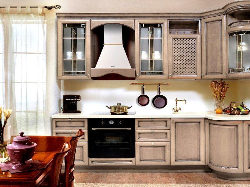 Важно, чтобы модель подходила под оформление кухни