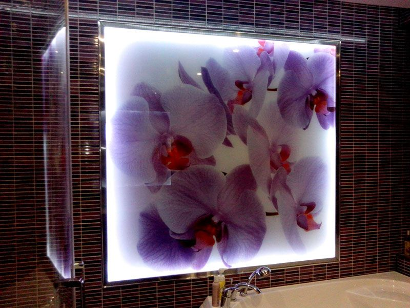 Панели с фотопечатью могут стать настоящим украшением интерьера