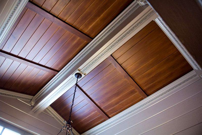 Изделия реечного типа для потолка