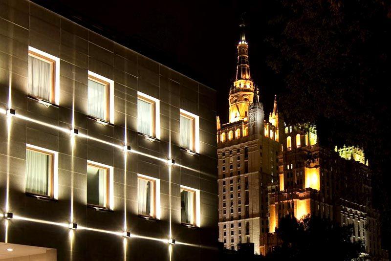 Подсветка для зданий