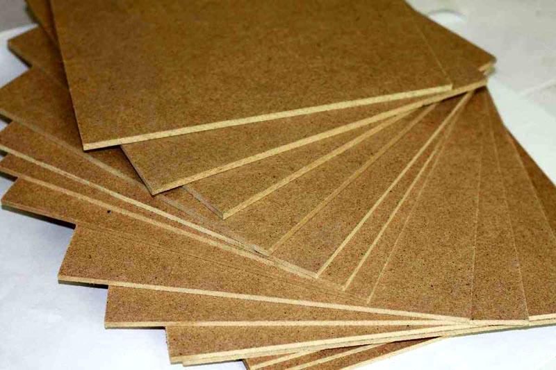 Твёрдые древесноволокнистые плиты