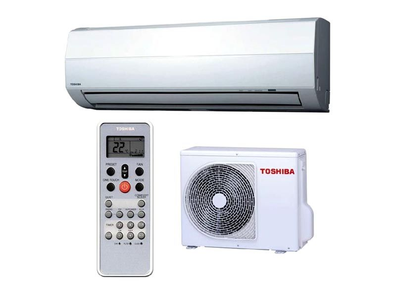 Toshiba RAS-10SKHP-ES/RAS-10S2AH-ES – безусловная защита от аллергенов