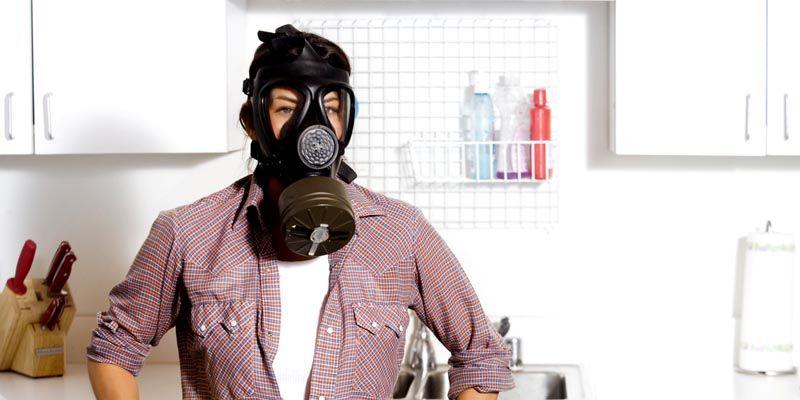 С неприятным запахом надо бороться