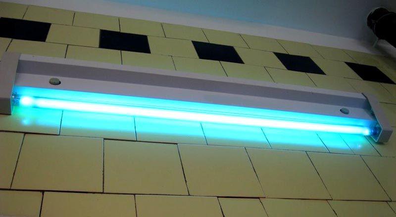 Настенная установка лампы «Кристалл»