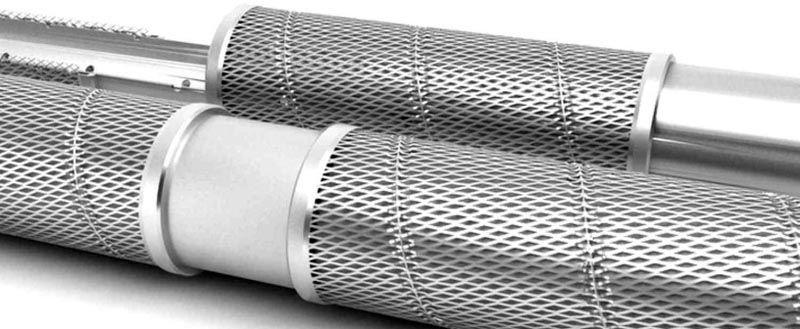 Фильтр для водяной скважины в частном доме