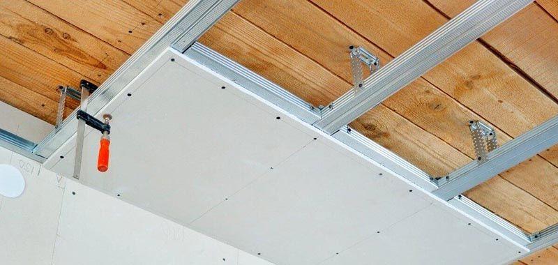Монтаж на деревянные поверхности