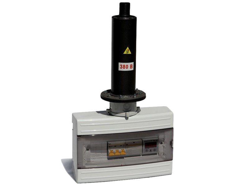 Нагреватель в комплекте с блоком автоматики