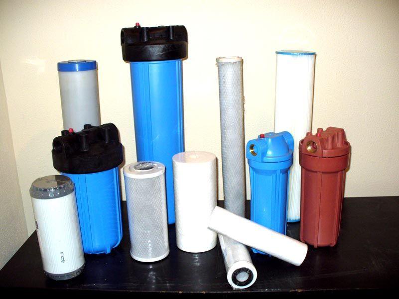 Фильтры грубой очистки избавят лишь от крупных механических примесей
