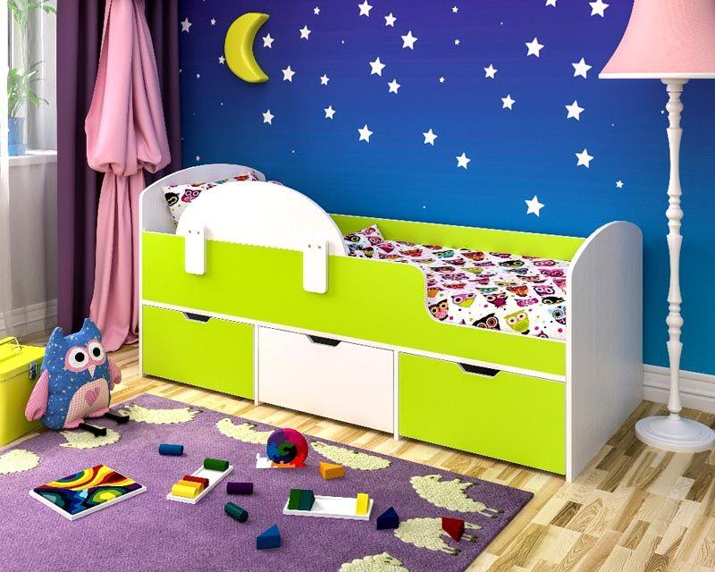 Низкая конструкция для маленьких детей