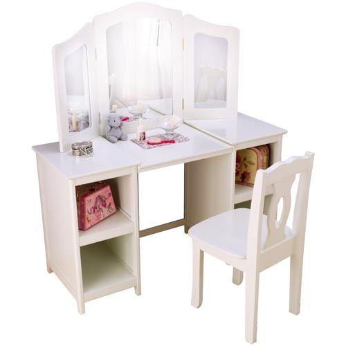 Туалетный столик с зеркалом и подсветкой: секреты выбора, оригинальные разновидности, конфигурации и производители
