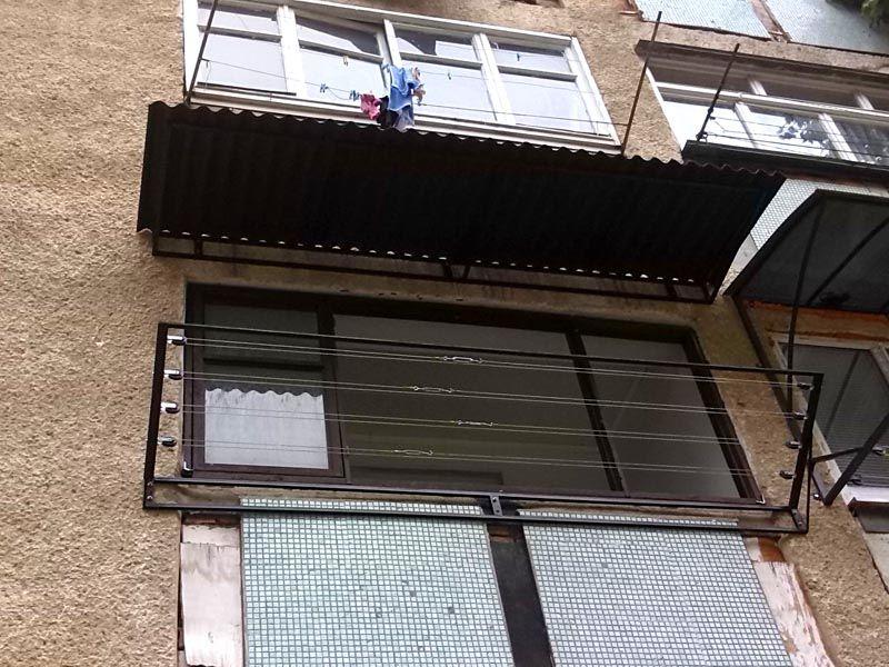 Это очень привлекательный вариант. Он идеально подходит, даже если в вашей квартире нет балкона или лоджии