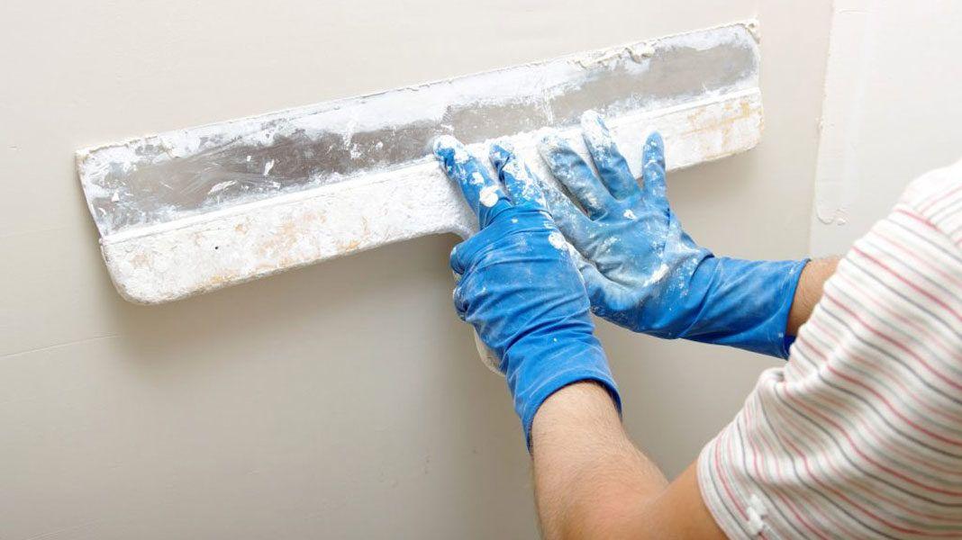 Как заштукатурить стены своими руками фото 405