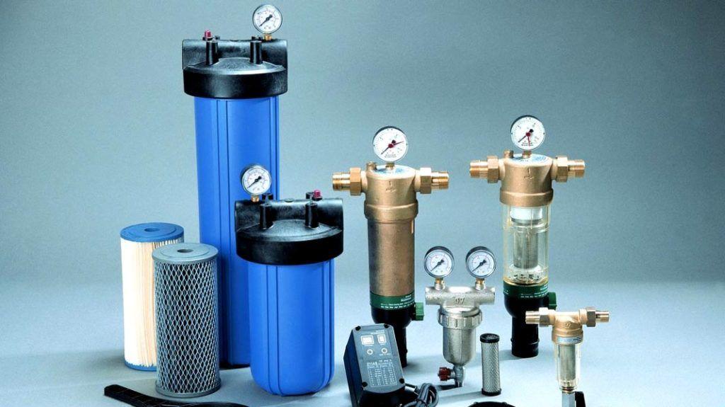 Фильтры для воды в частный дом211