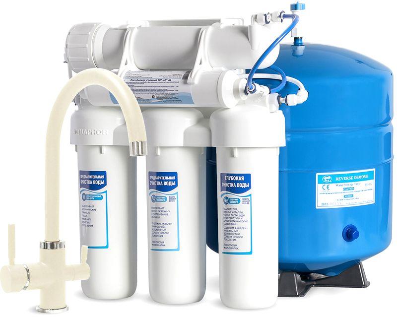 Аквафор-ОСМО-050-5-ПН – качественная очистка от большинства примесей