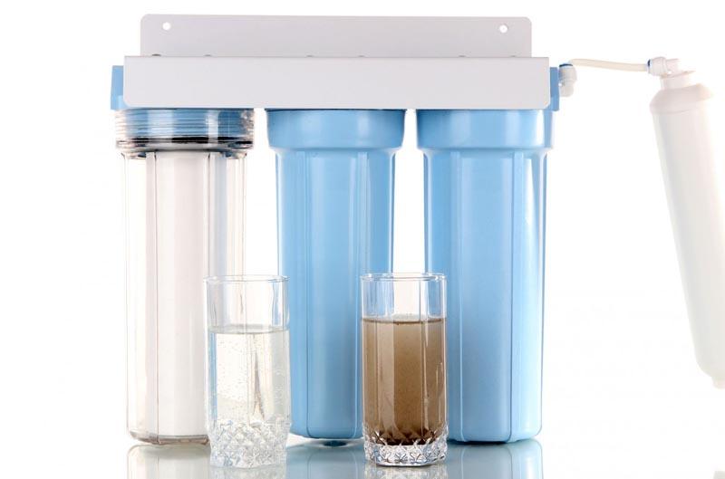 Проточная система обеспечивает отменное качество очистки