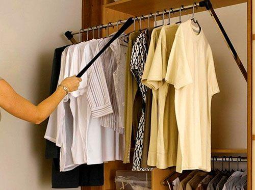 Как окружить себя комфортом: гардеробная своими руками, чертежи и схемы, фото подборки