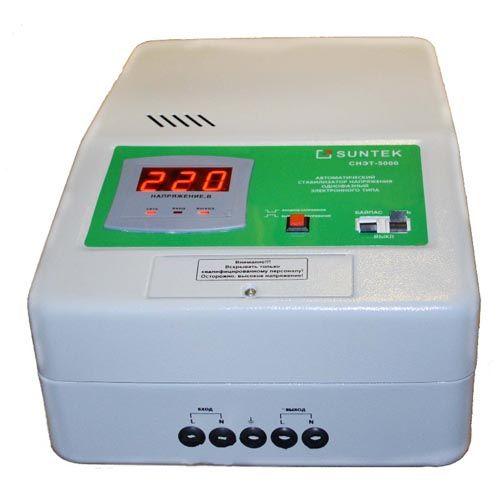 Боремся с перепадами напряжения: стабилизатор напряжения 220 В для дома