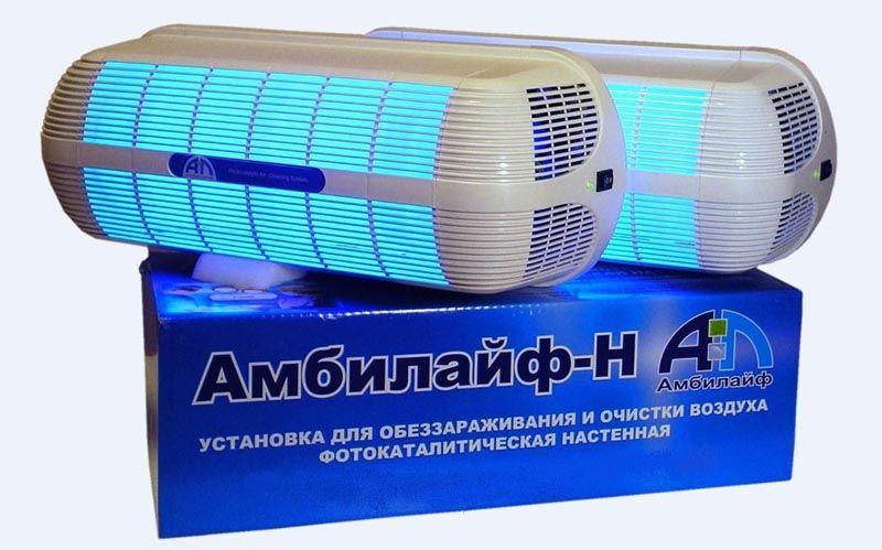 Фотокатализатор российского производства довольно неплох