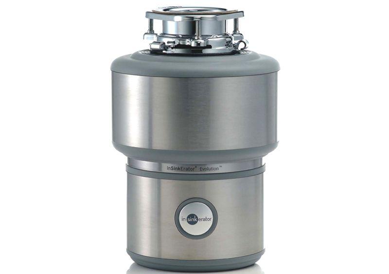 Это модель «In sin kerator 200» - одна из самых распространенных среди измельчителей пищевых отходов