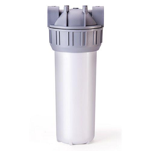 Необходимая вещь для дома: проточный магистральный фильтр для воды