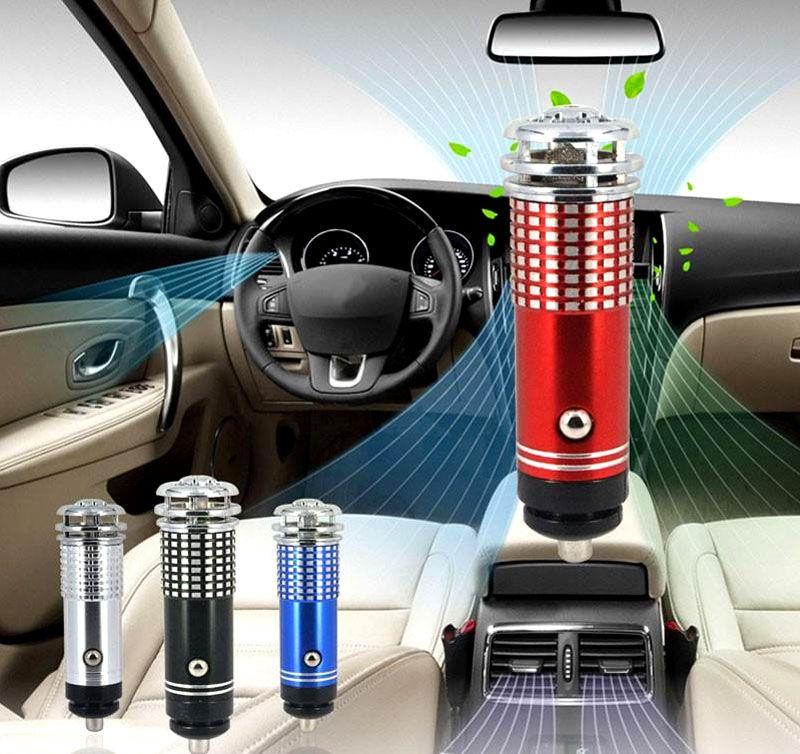 Сейчас воздухоочистители производят даже для автомобилей