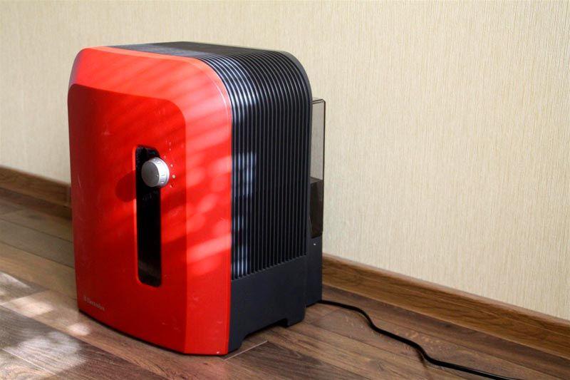Цветовая гамма воздухоочистителей может быть совершенно любой
