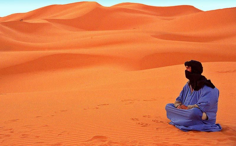 Между прочим, влажность в пустыне сахара составляет всего 25 процентов, сравните этот показатель с данными гигрометра в вашем доме после включения отопительной системы. Вы будете очень удивлены