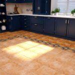 Плитка на пол для коридора и кухни: фото интересных решений, характеристики и нюансы укладки
