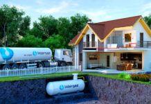 Газгольдеры для загородного дома: цены, отзывы