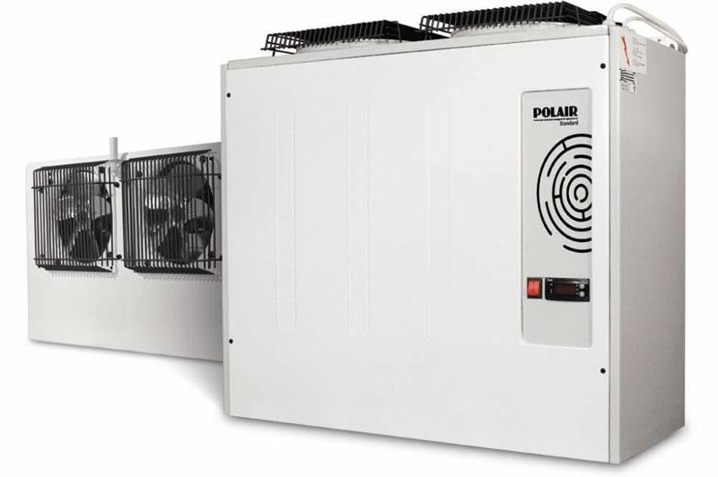 Холодильная система для поддержания температуры в складском помещении