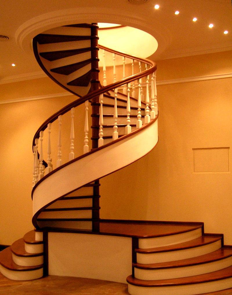 Дизайн конструкций может быть достаточно смелым и необычным
