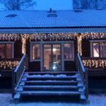 Новогодняя сказка у порога: морозостойкие светодиодные уличные гирлянды