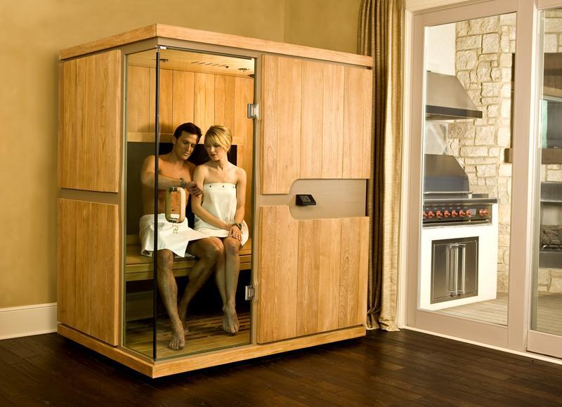Инфракрасное тепло безопасно для организма, если соблюдать правильный режим принятия процедур