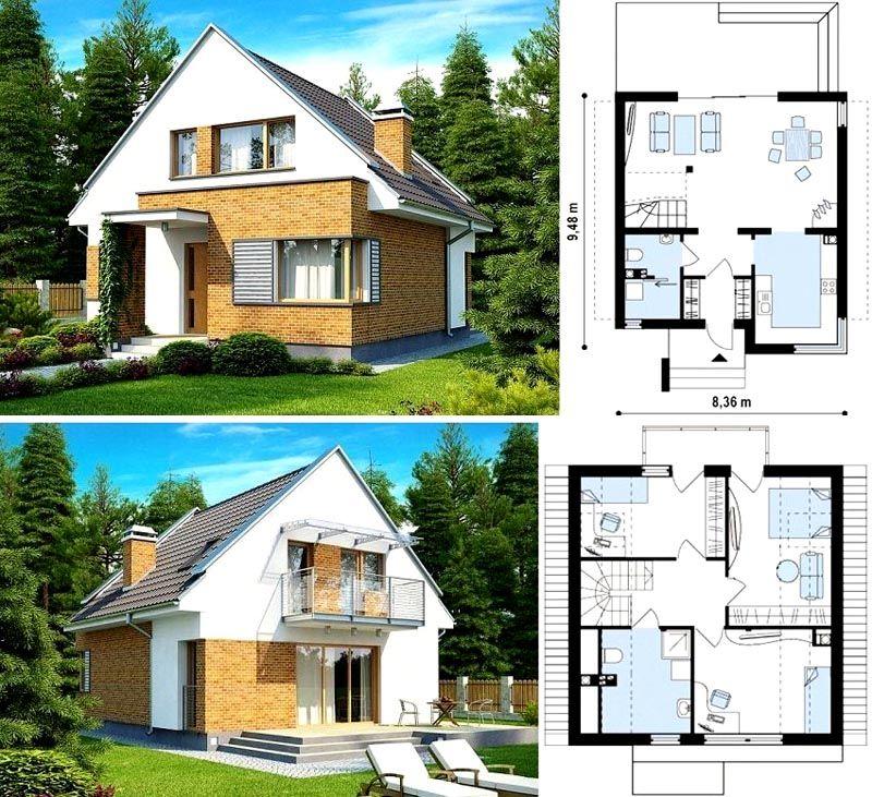 поиск проекта дома по картинке