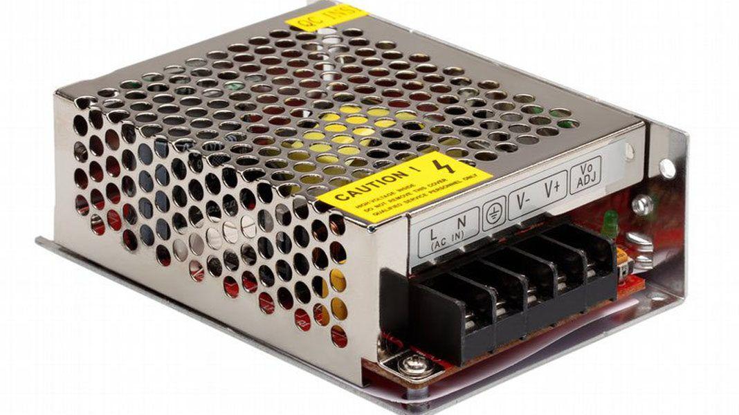 Блок питания 12В для светодиодной ленты