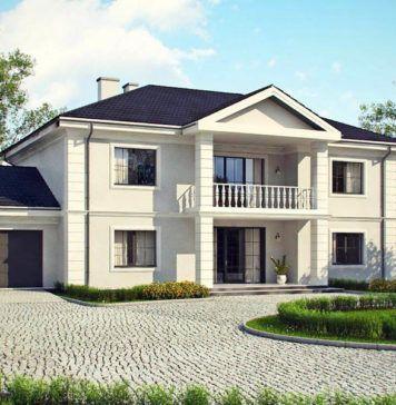 Красивые дома: проекты