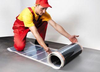 Пленочный теплый пол для дома: отзывы, расход электроэнергии